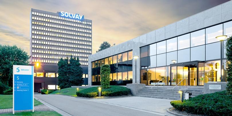 Solvay sede