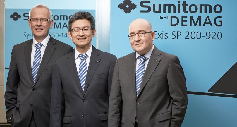Sumitomo SHI Demag