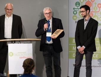 European bioplastics premiazione Maip