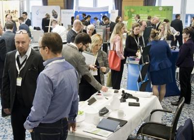 European bioplastics conference area espositiva