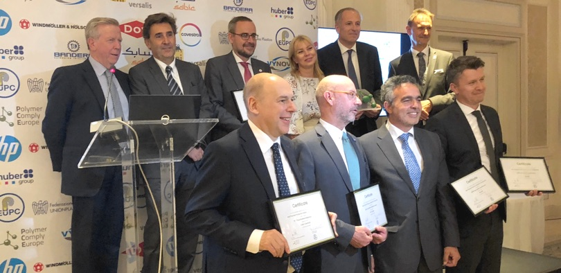 Best Polymer Producers Awards for Europe 2018