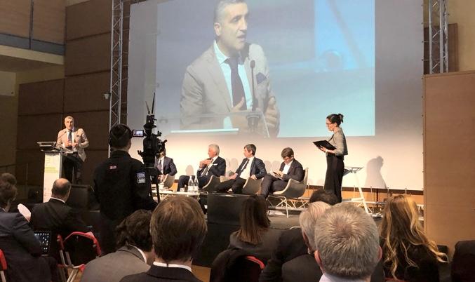 conferenza sostenibilità plastiche Milan