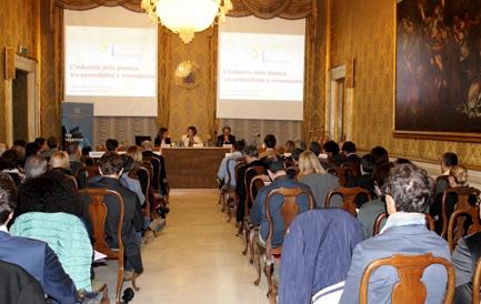 convegno Lucca sostenibilità plastiche