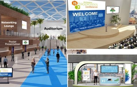 European Bioplastics conference virtual