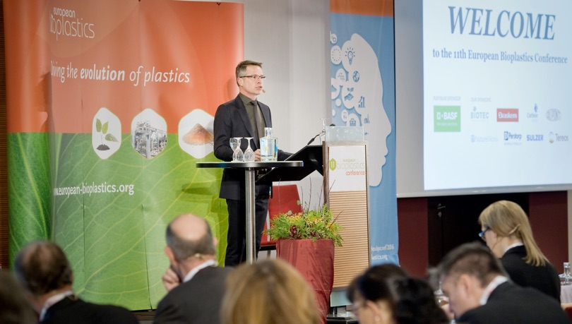 European Bioplastics Conference 2016