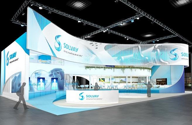 Solvay stand K2016