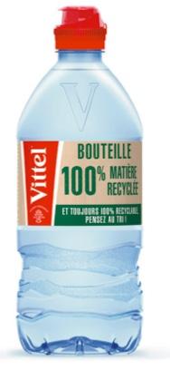 Vittel bottiglia 100% reps