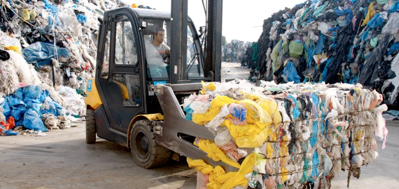 riciclo rifiuti plastici