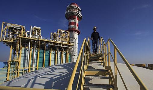 raffineria Gela