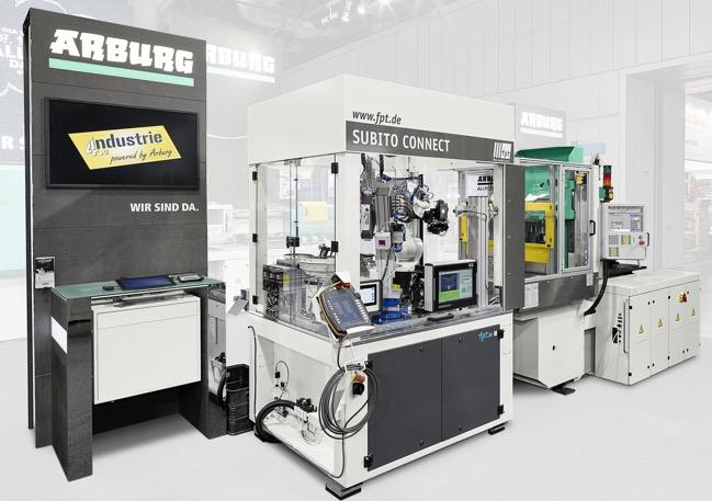 Arburg Industria 4.0