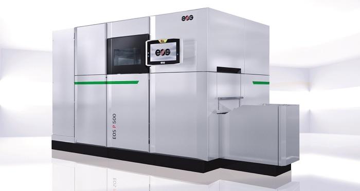 EOS P500 SLS