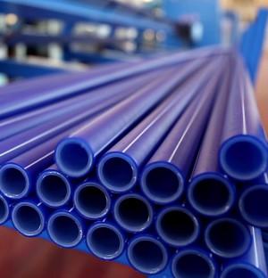 Estrusione di tubi rinforzati fibra vetro for Materiale del tubo della linea d acqua