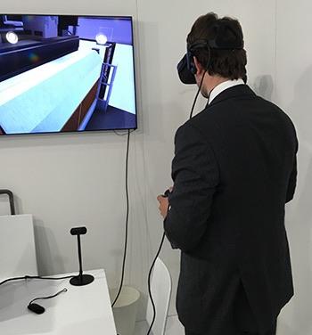 bandera realtà virtuale