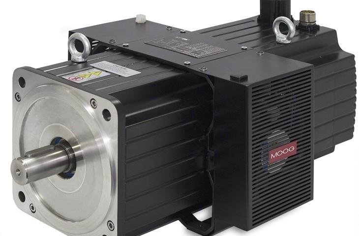 moog servomotori ventilazione forzata