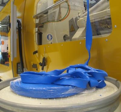 stampaggio gomma