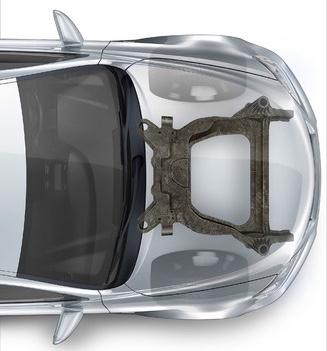 Magna Ford telaio composito
