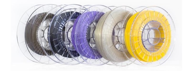 filamenti per stampa 3d DSM