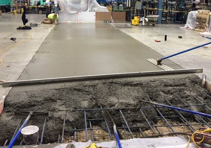 Ferriot consolidamento pavimento