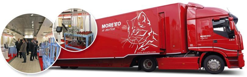 Moretto in motion