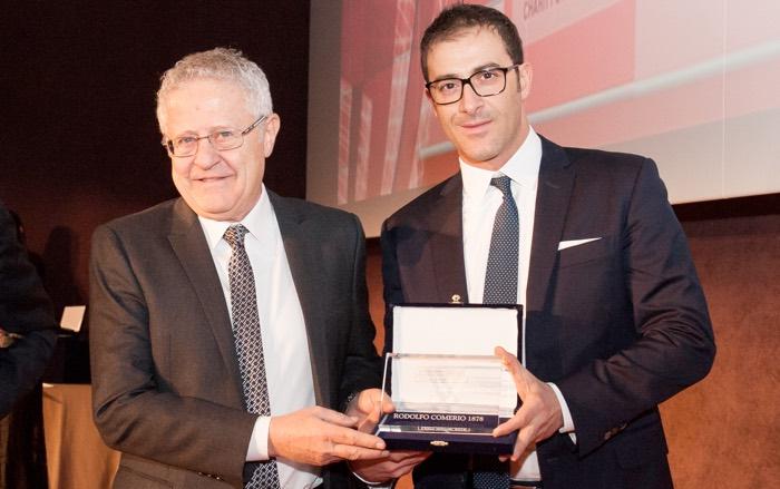 Rodolfo Comerio China Awards