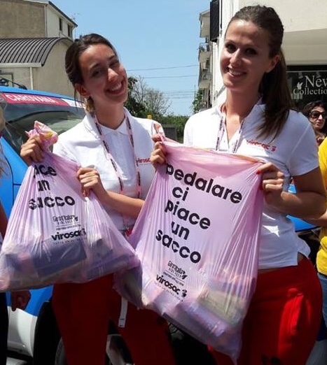 Virosac al Giro d?Italia