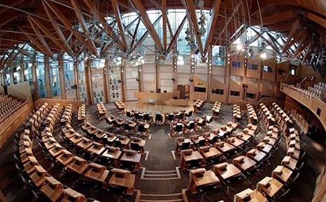 parlamento scozia