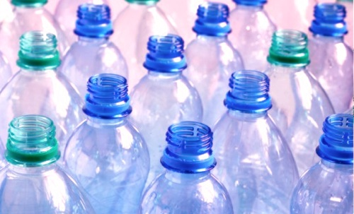 bottiglie palstica