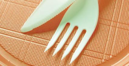 piatti plastica