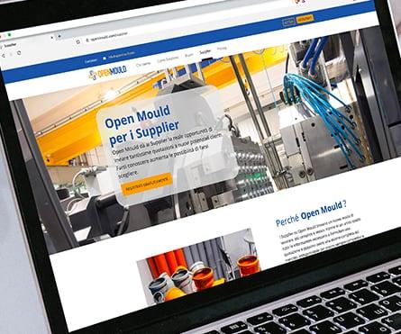 Open mould supplier
